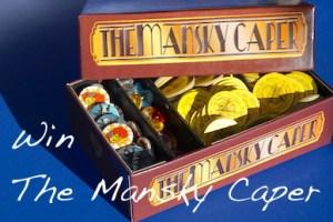 Win The Mansky Caper