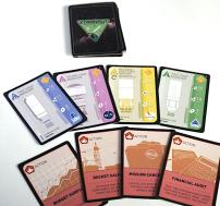 Xtronaut cards