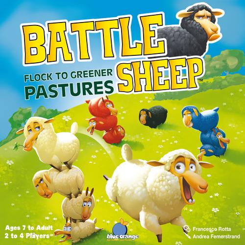 Battle Sheep - Flock to Greener Pastures