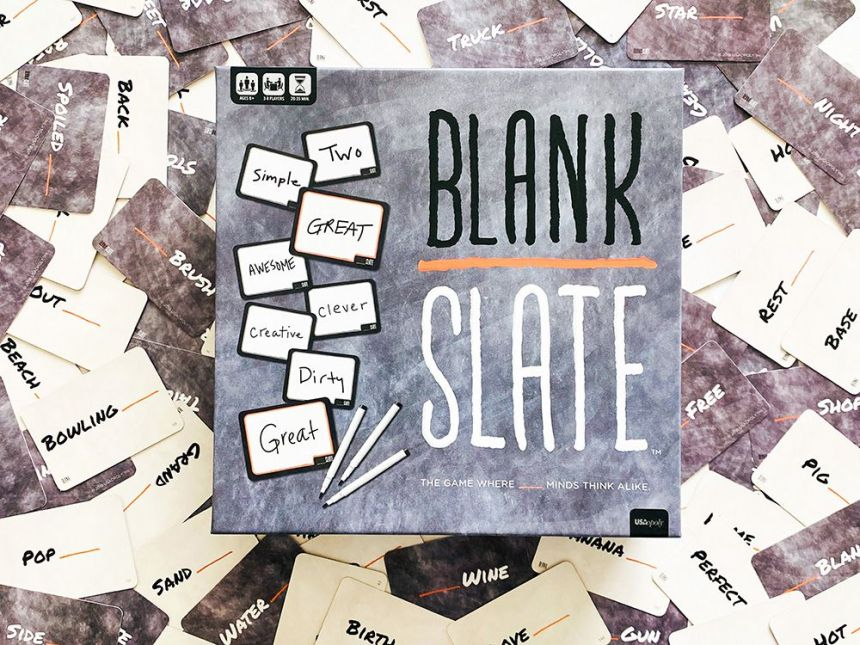 Blank Slate Party Game