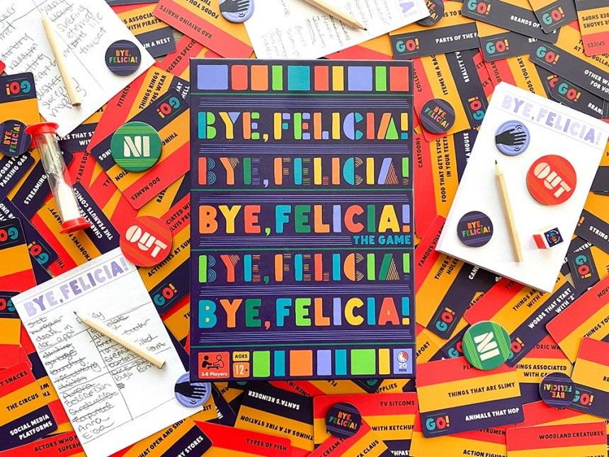 Bye Felicia! Party Game