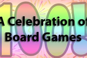 A Celebration of Board Games