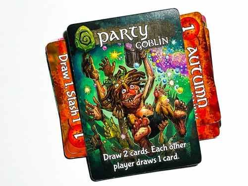 Party Goblin card