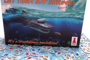 Let Them Eat Shrimp - Steve Finn
