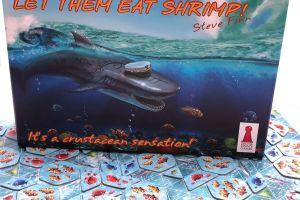 Let Them Eat Shrimp - Steve Finn