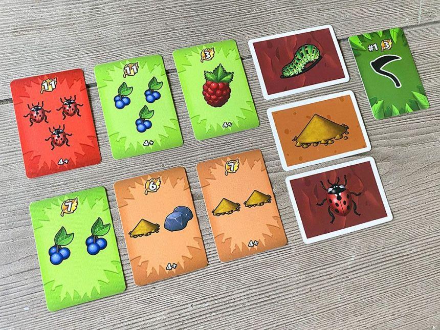 Mini BrilliAnts - end game scoring