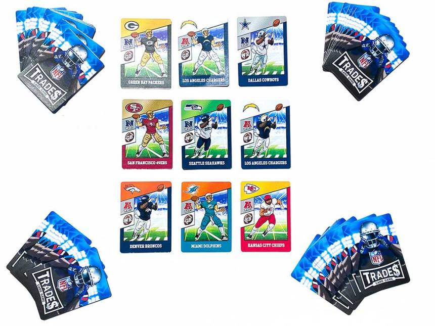 NFL Trade$ - Trade and Draft setup