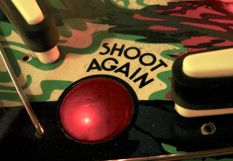 Pinball: Shoot Again