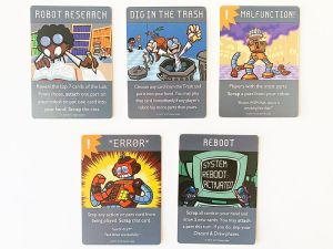 RobotLab Action Cards