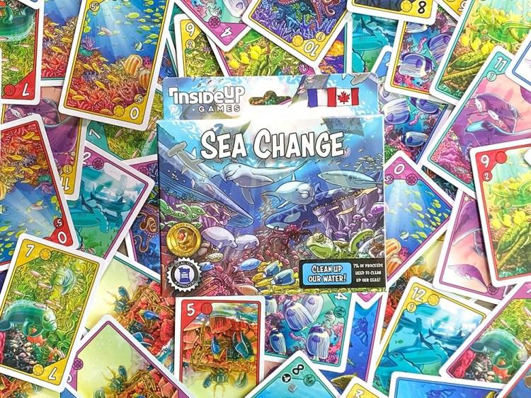 Sea Change Cover Photo