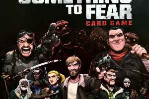 The Walking Dead Something To Fear Card Game