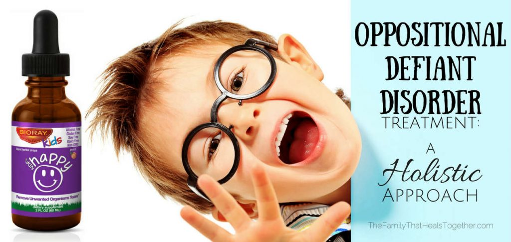 Oppositional Defiant Disorder Treatment: A Holistic Approach
