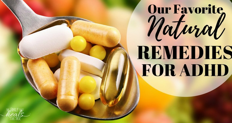 Five Natural Alternatives to ADHD Meds (That work!)