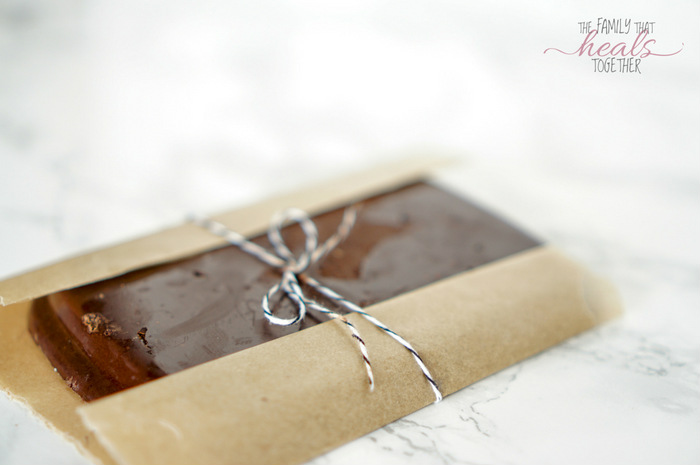 Homemade Chocolate Bars: Make Your Own Chocolate | The Family That Heals Together