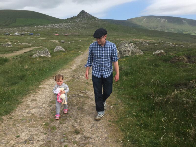 Dingle nature walk with kids