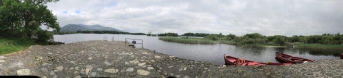 Killarney National Park panorama