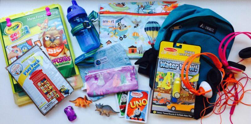 best bargain travel gear for kids