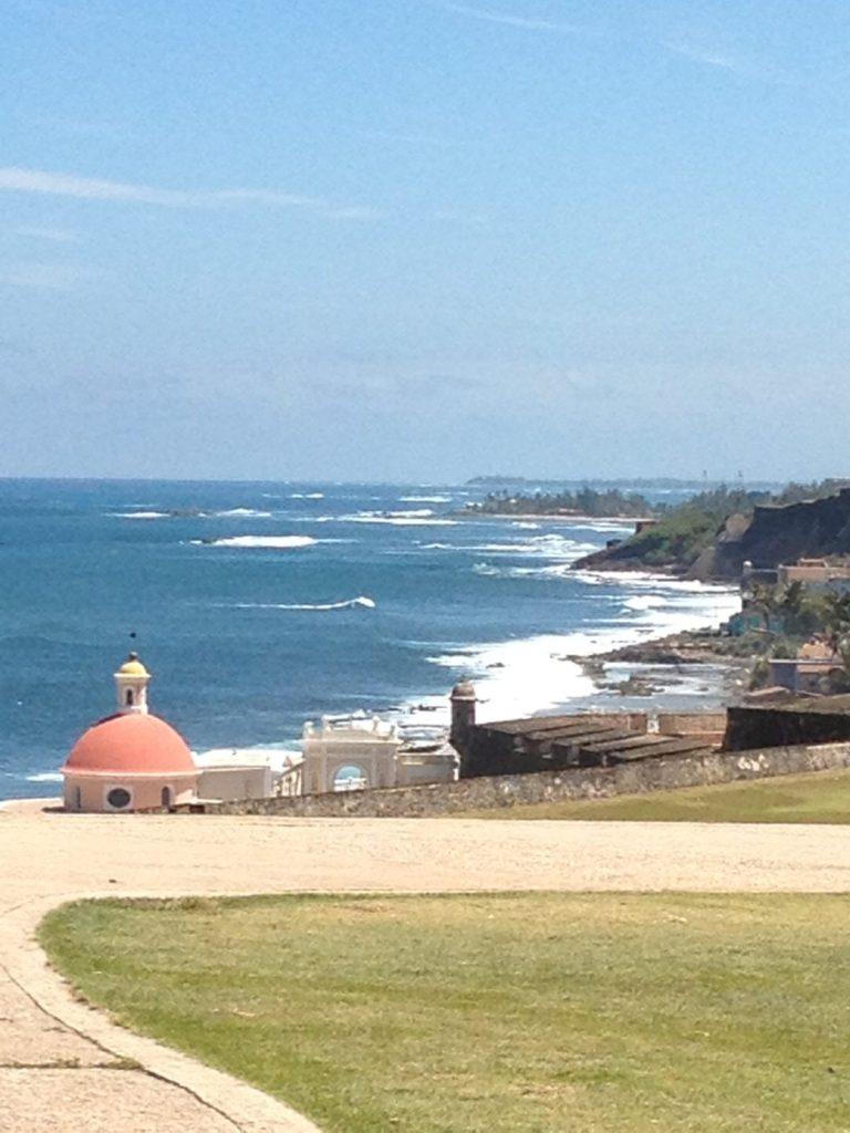 San Juan Puerto Rico view