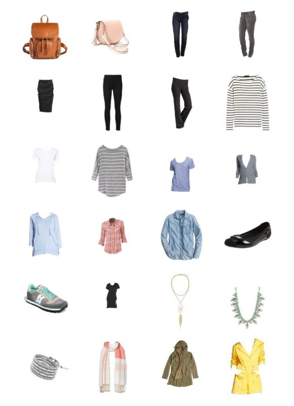 Ireland packing list, What to pack for Ireland in summer, What to pack for Ireland in June, what to wear in Ireland in June