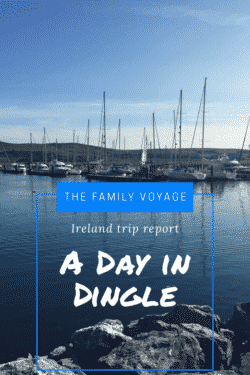 Exploring Dingle Ireland and Slea Head Drive