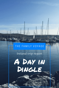 Exploring Dingle Ireland and Slea Head Drive