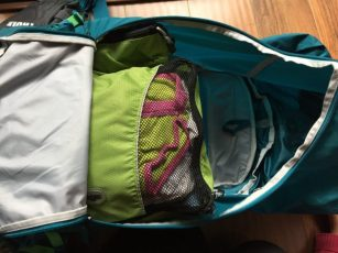 pictures of Thule Versant 70L backpack