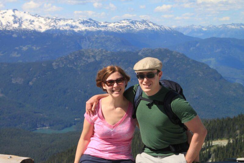 Whistler-Blackcomb peak-to-peak tram