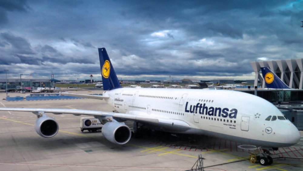 Six reasons why we love flying Lufthansa with kids