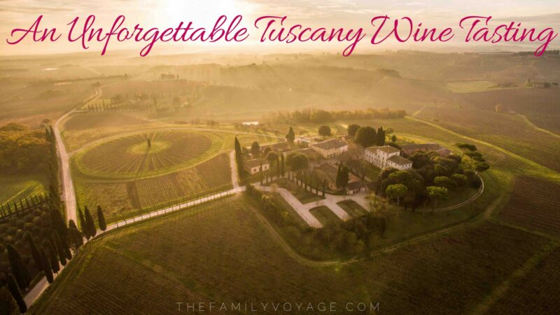 fine wine tasting tours and food pairing