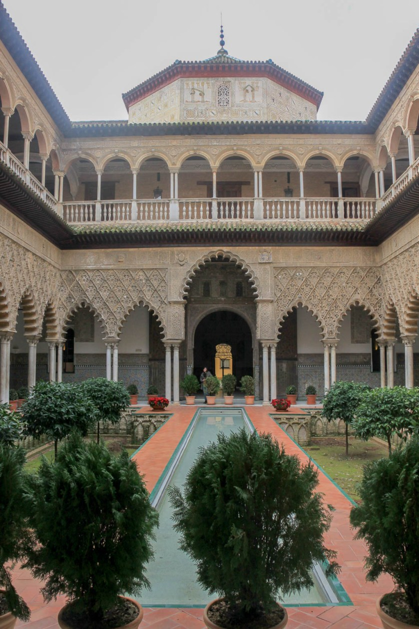 visit Spain in January