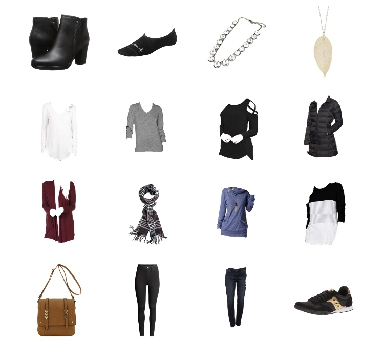 What to wear in Spain in winter; packing list for Spain. #Spain #travel #packing #packinglist #winter #wintertravel