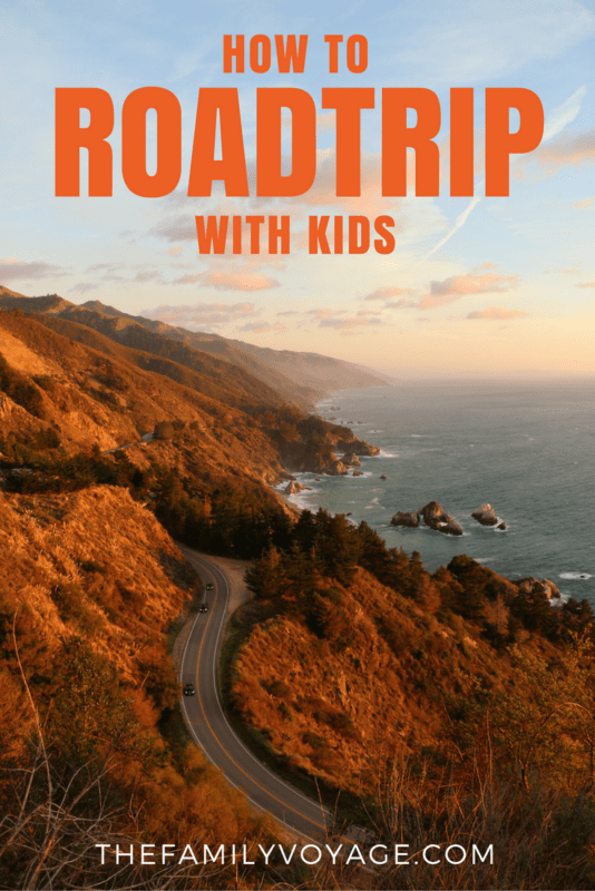 It's roadtrip time! Family road trips are great for quality time together, but how can you keep the kids happy in the car? Click to read our top tips for keeping everyone sane on your next family roadtrip! #roadtrip #familytravel #toddlers #kids #car #travel