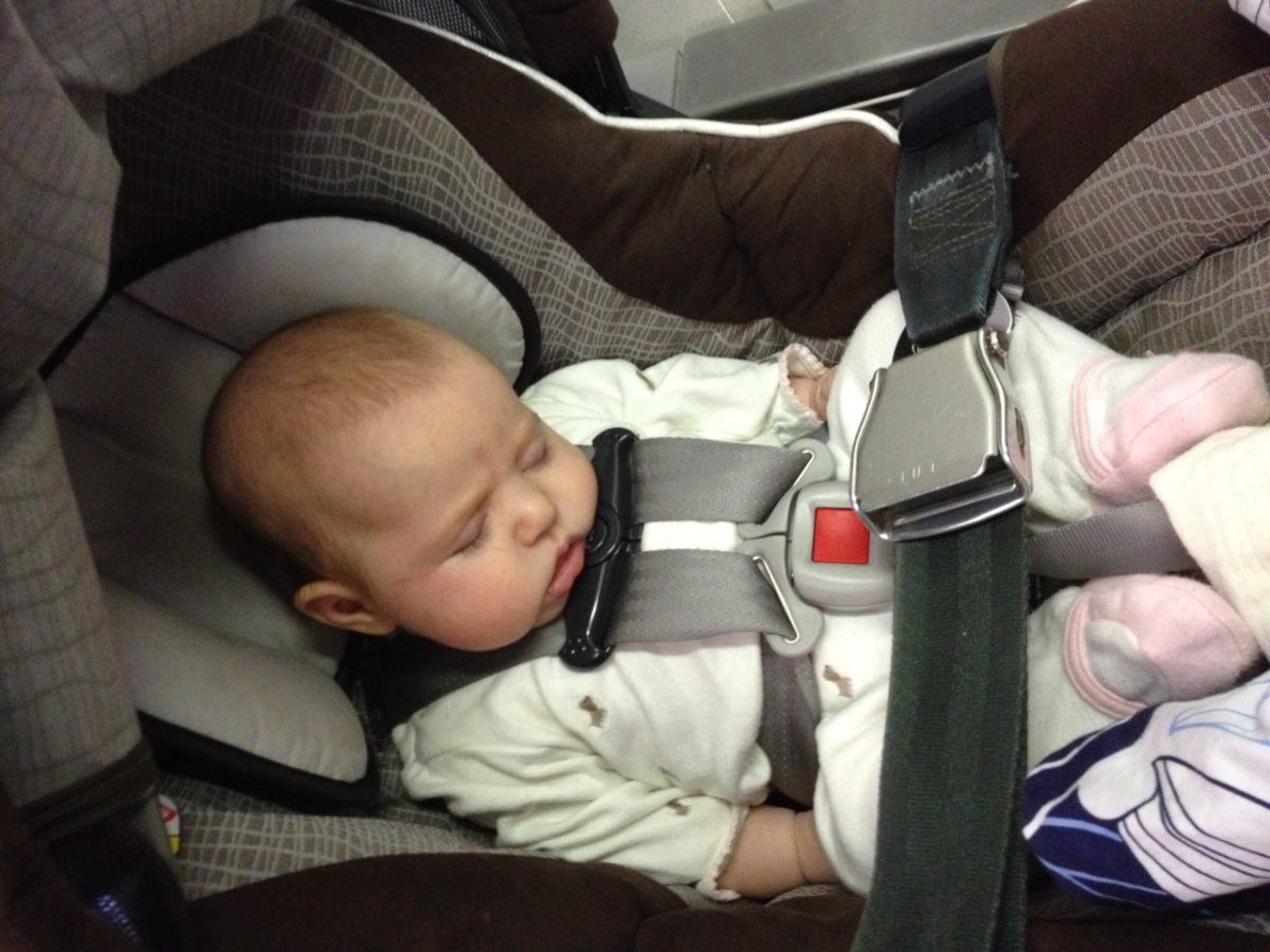 faa approved car seats