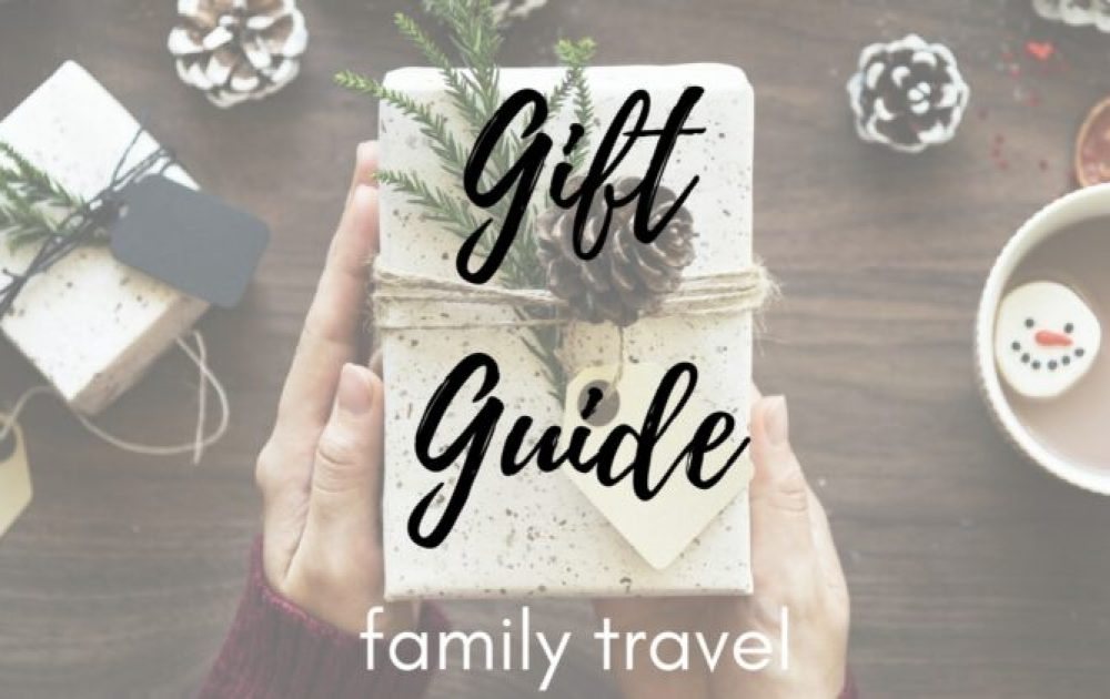 The most useful travel gifts for families