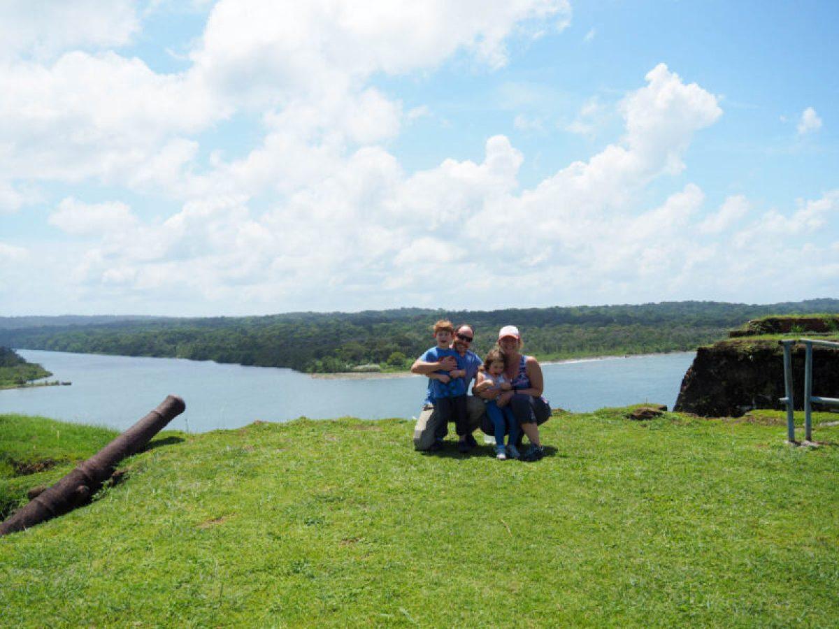 Fort San Lorenzo tour