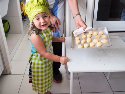 toddler cooking class in Buenos Aires