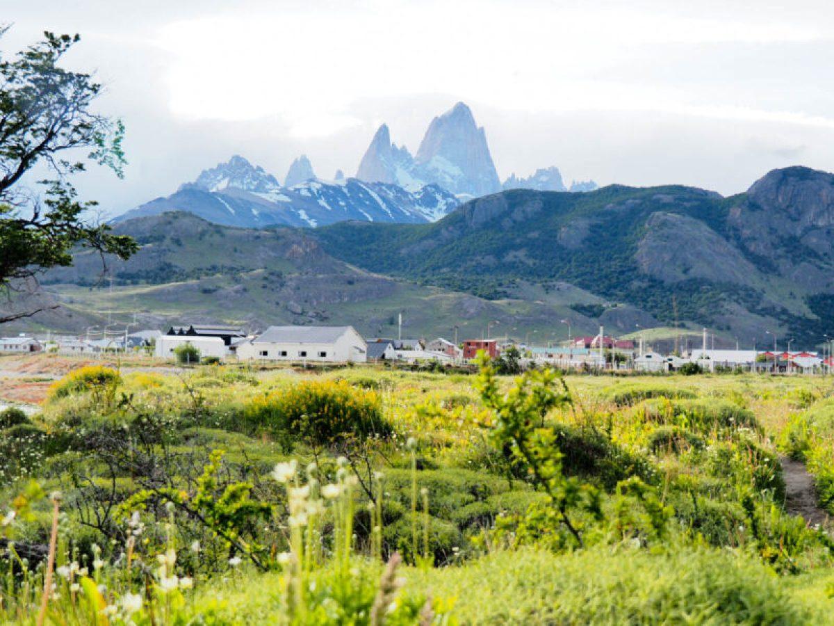 Fitz Roy views from El Chalten travel