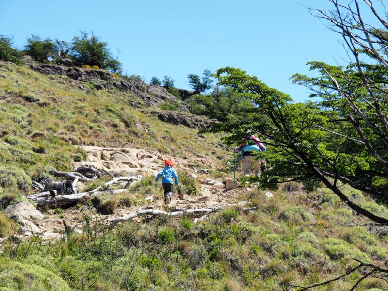 El Chalten Laguna Torre trail