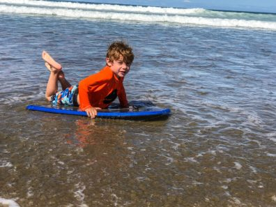 things to do in Coromandel with kids