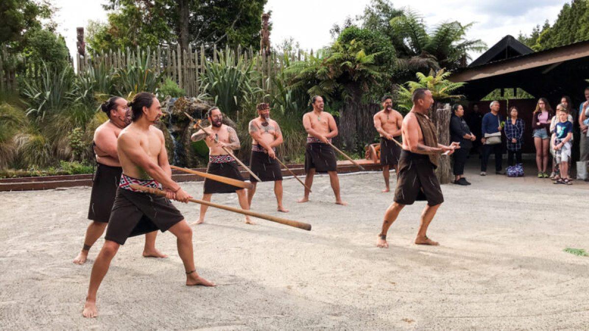 maori dance