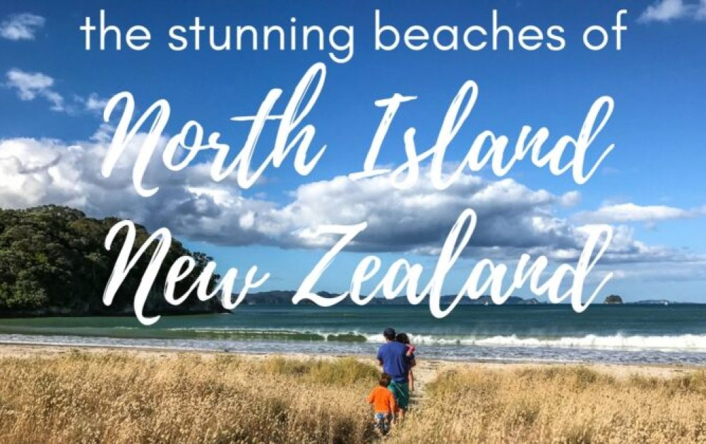 Beautiful pictures of New Zealand's North Island beaches