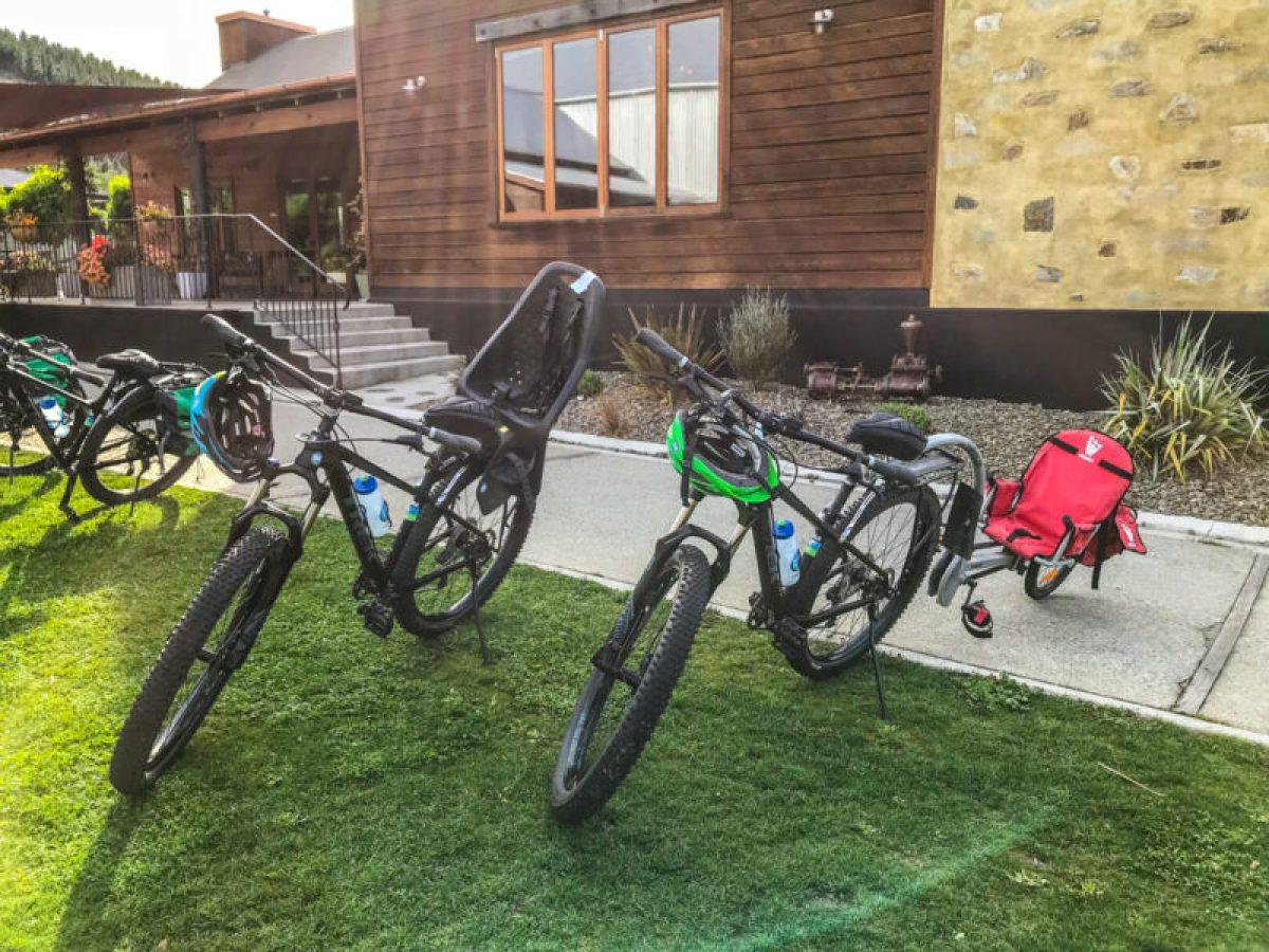 Bike It Now! Clyde rail trail bike tours
