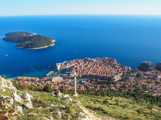 Mt Srd: dubrovnik places to visit