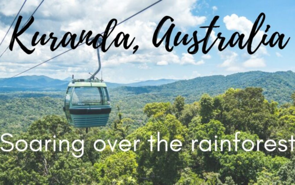 The best way to visit Kuranda, the village in Australia's rainforest