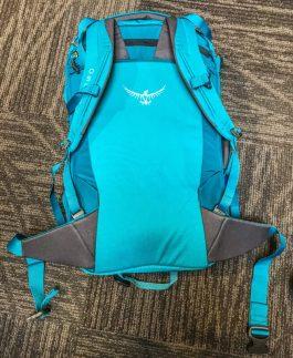 Osprey Porter 46 harness