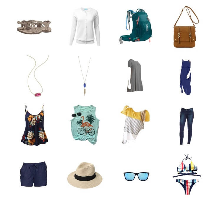 What to pack for Israel in summer #Israel #packinglist #travel