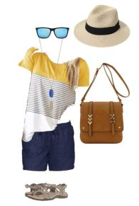 What to wear in Tel Aviv in summer #Israel #TelAviv #packinglist