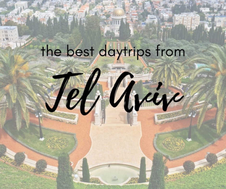 These awesome day trips from Tel Aviv will show you the best of Israel