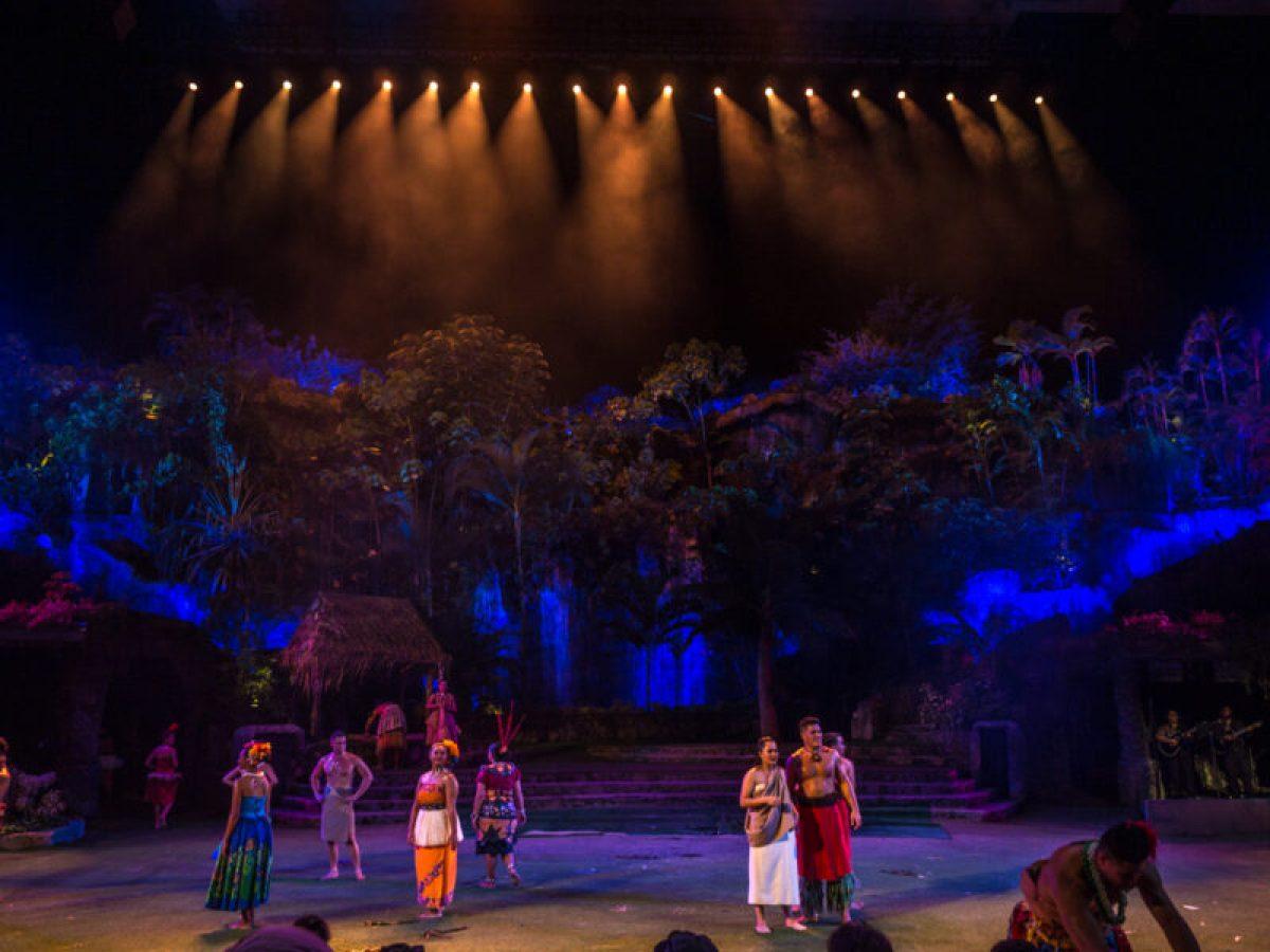 Polynesian Cultural Center evening show, Hā: Breath of Life
