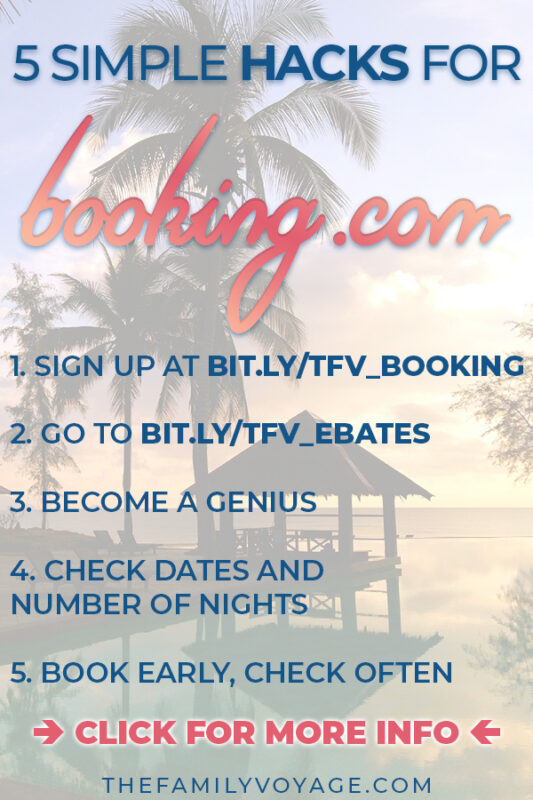 5 simple hacks to save more money on booking com - The